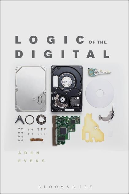 Cover of Evens, Logic of the Digital